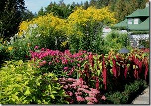 Butchart Gardens, Victoria B.C.  Photo credit: Jean Potuchek