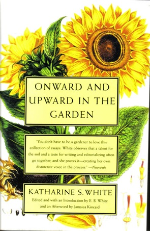 Cover image: Onward and Upward in the Garden