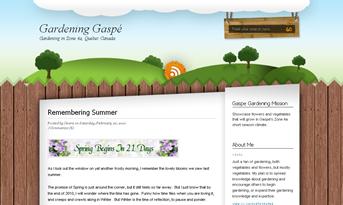 Gardening Gaspe - screenshot