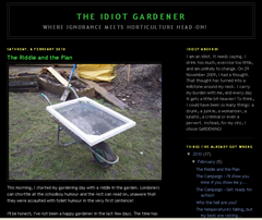 The Idiot Gardener screenshot
