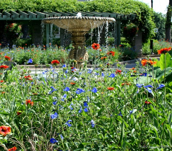 Peace Garden At The Montreal Botanical Garden (photo Credit: Jean Potuchek)