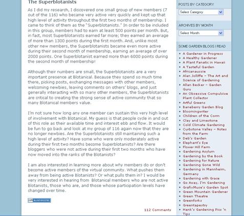Screenshot - Bloggers, Blotanists, and Superblotanists
