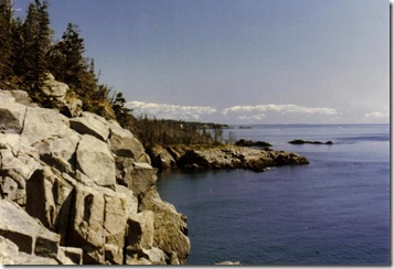Rocky Maine Coast (photo credit: Jean Potuchek)