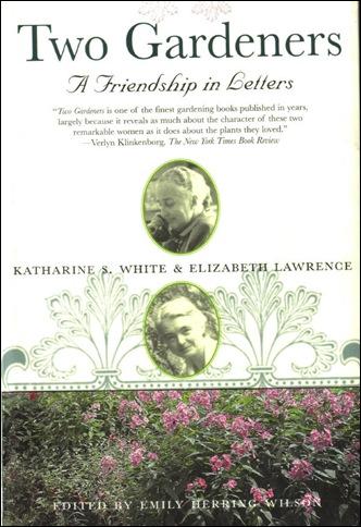 Book jacket - Two Gardeners
