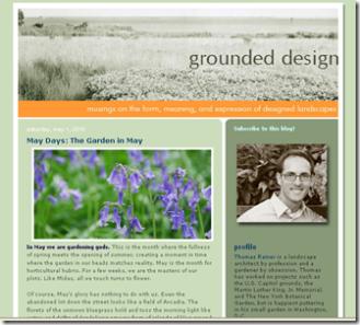 Grounded Design - screenshot