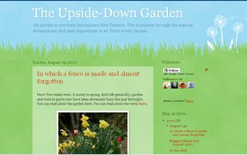 screenshot - The Upside-Down Garden