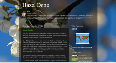 Hazel Dene screenshot