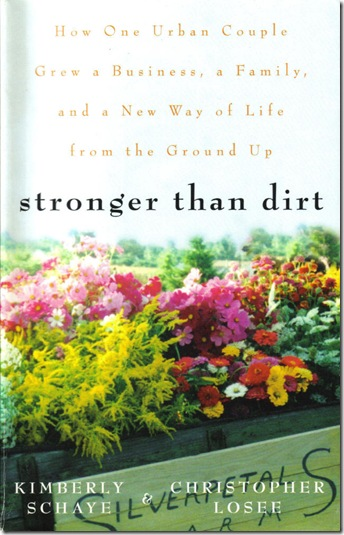 Book cover - Stronger Than Dirt