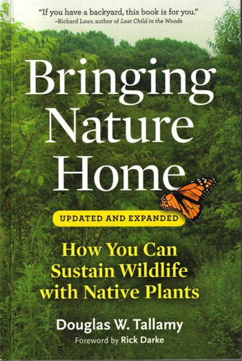 Cover Image - Bringing Nature Home