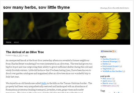 Screenshot - Sow Many Herbs, Sow Little Thyme