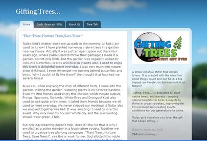Screenshot - Gifting Trees