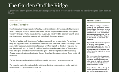 screenshot - The Garden on the Ridge