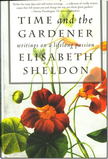 Cover image - Time and  the Gardener (2)