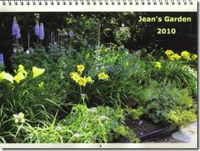 2010 calendar cover (photo credit: Jean Potuchek)