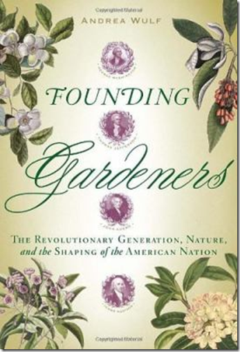 Cover image- Founding Gardeners