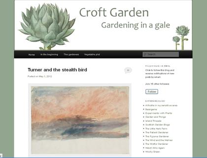 screenshot - Croft Garden