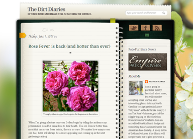 screenshot - The Dirt Diaries