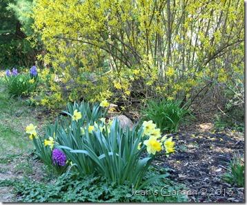 april garden gburg