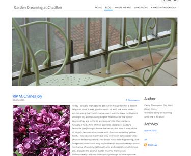 garden blogs of the month april 2013 jean 39 s garden. Black Bedroom Furniture Sets. Home Design Ideas