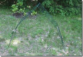 garden grid tent
