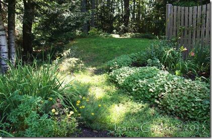 serenity garden entrance
