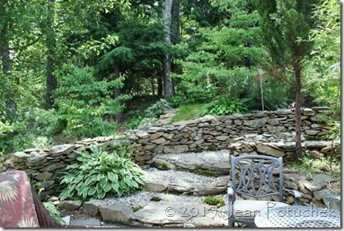 sky hy stone path