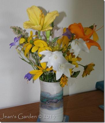 transition bouquet