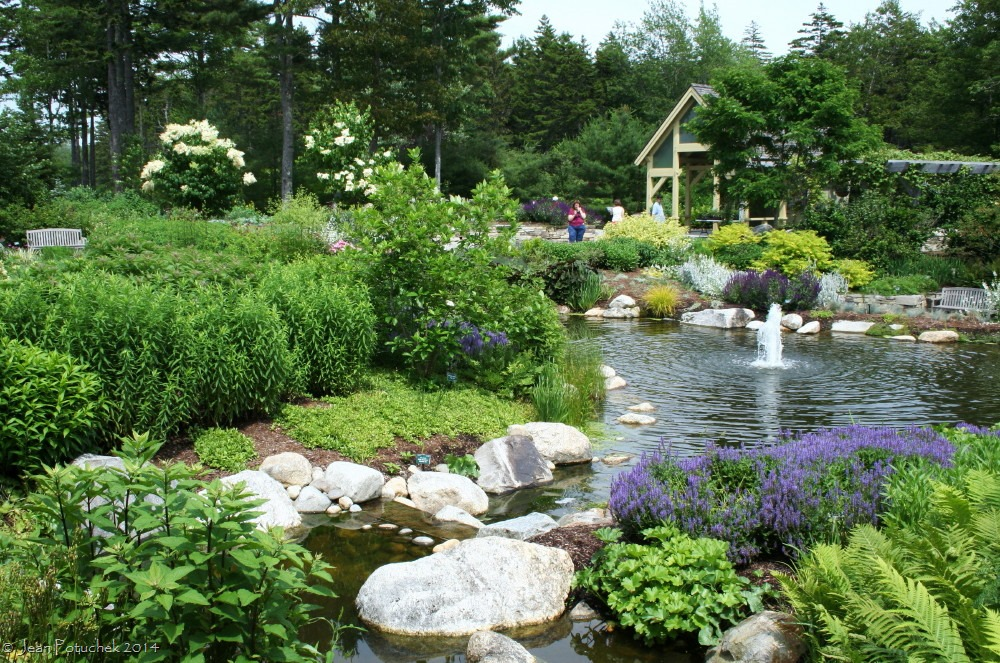 Gardens Worth Visiting Coastal Maine Botanical Gardens Jean 39 S Garden