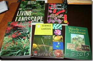 new garden books