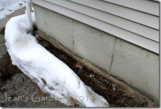 snow melt foundation2