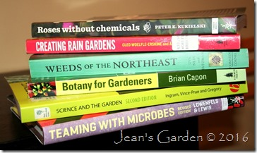 garden science books
