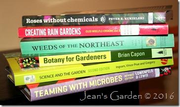 garden science books
